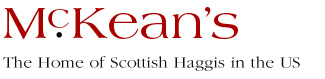 McKeans – Buy Scottish Haggis Online